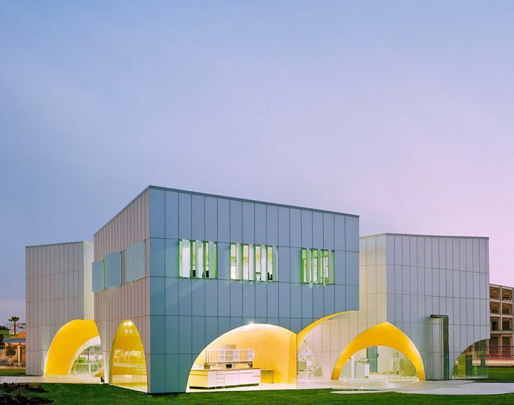 Galería de Nestle Querétaro / Rojkind Arquitectos - 1