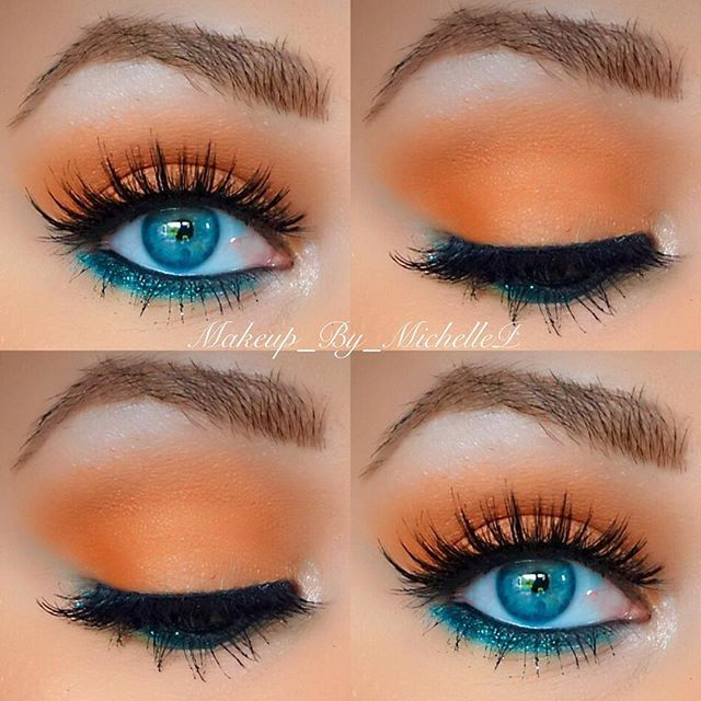 Eye Makeup with the Morphe 35O palette
