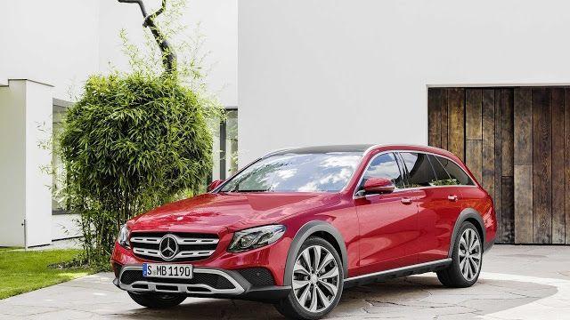 Cars Tuning Music: Mercedes E-Class All-Terrain