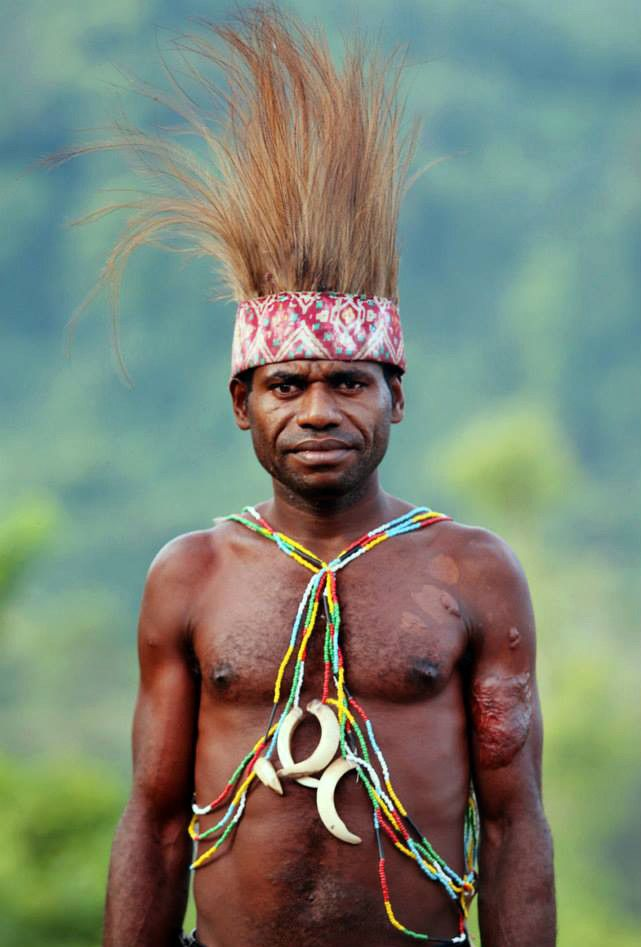 They are REAL locals & wanna be independent...  #papua#indian#freepeople