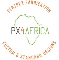4 Africa also supplies to Most African countries and all over Southern Africa. Cut to size & fabricated to meet your individual needs. We do Perspex Fabrication, Podiums & Point of Sale materials. Examples: Brochure Holders Menu Holders Table Talkers Cosmetic Stands Point-Of-Sale Display Stands Sweet / Biltong Bins Shelf Talkers & Till Talkers Cake Stands Light boxes Sandwich Boards Business Card Holders Memorabilia Cases Cabinets Machine Guards Light diffusers Conveyor belt covers Conveyor…