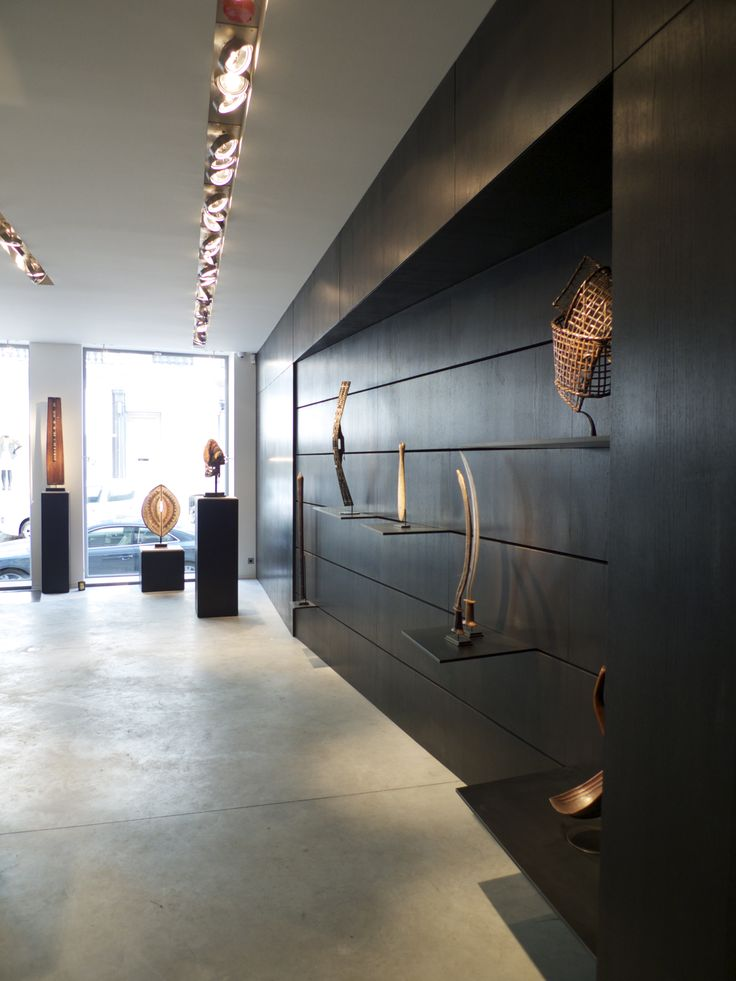Projet/galerie d'art