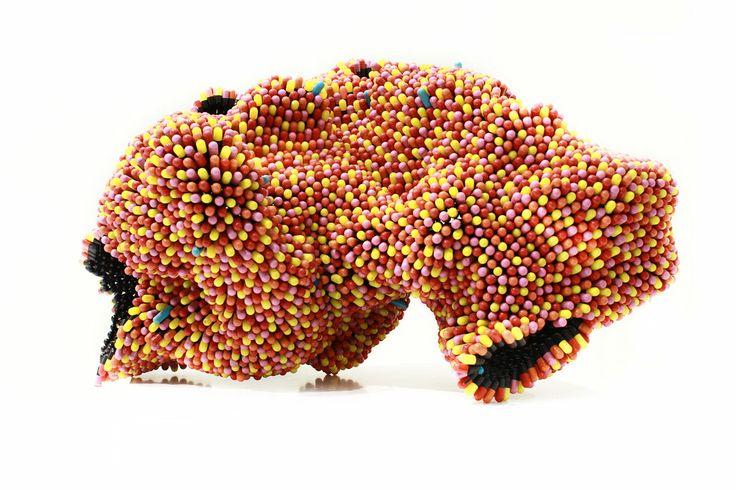 "- #Pill #Scuptures by #Noumeda Carbone   ""Disease"". pills sculpture. 9500 empty capsules. #Empty #capsules #sculpture #art #science #conceptual #pills #drugst #cellular - #Empty #capsules #sculpture #art #science #conceptual #drugst #cellular #weararable #Pills by #Empty #capsules #sculpture #art #science #conceptual #pills #wearableart #cellular #contemporarysculpture #medicine #pillsart #wearablepills #contemporarysculpture #antidote #italianartist"