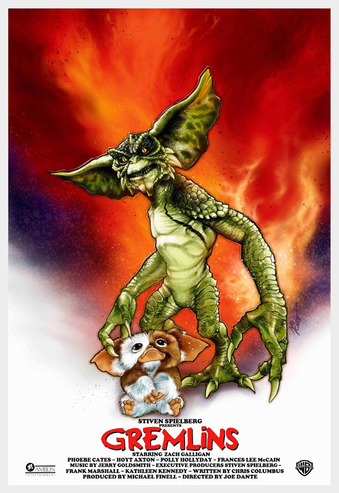Gremlins | Movie Posters | Pinterest | Poster, Tags and ...