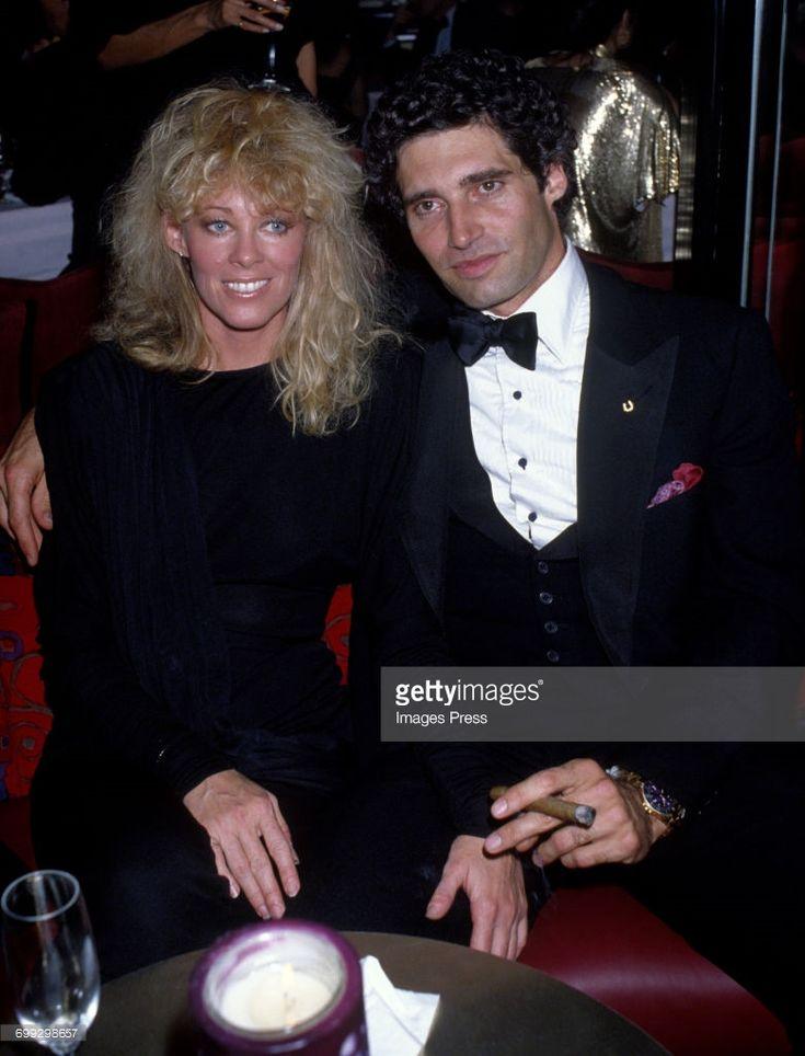 1983 Michael Nouri And Vicki Light In New York City Michael Nouri New York City Michael