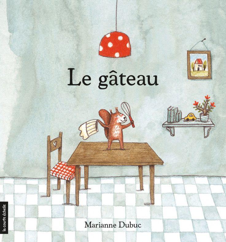 Le 12 août, j'achète…des livres de Marianne Dubuc | J'enseigne avec la littérature jeunesse