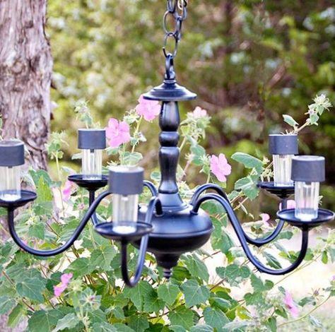 44 best Gartenbeleuchtung Inspirationen - Garten-und-Freizeitde - solarleuchten garten antik