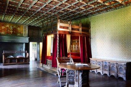 Torino: Castello del Borgo medievale camera da letto