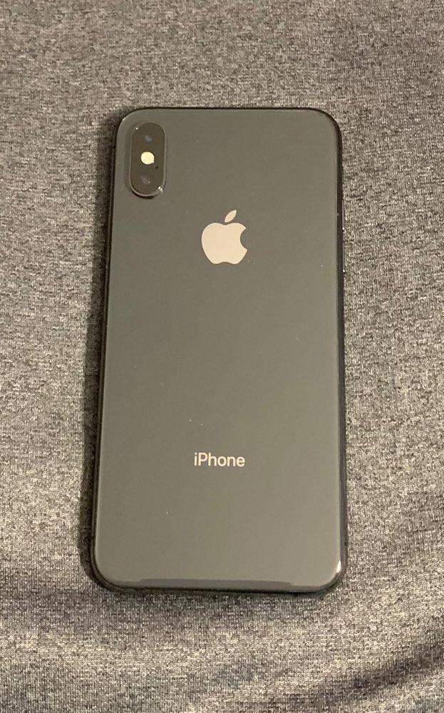 Apple Iphone Xs 64gb Space Gray Unlocked A1920 Cdma Gsm Iphone Xs Iphonexs Iphone Apple Phone Apple Accessories