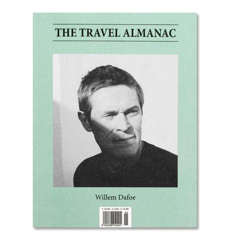 The Travel Almanac Issue Nº5. £9.