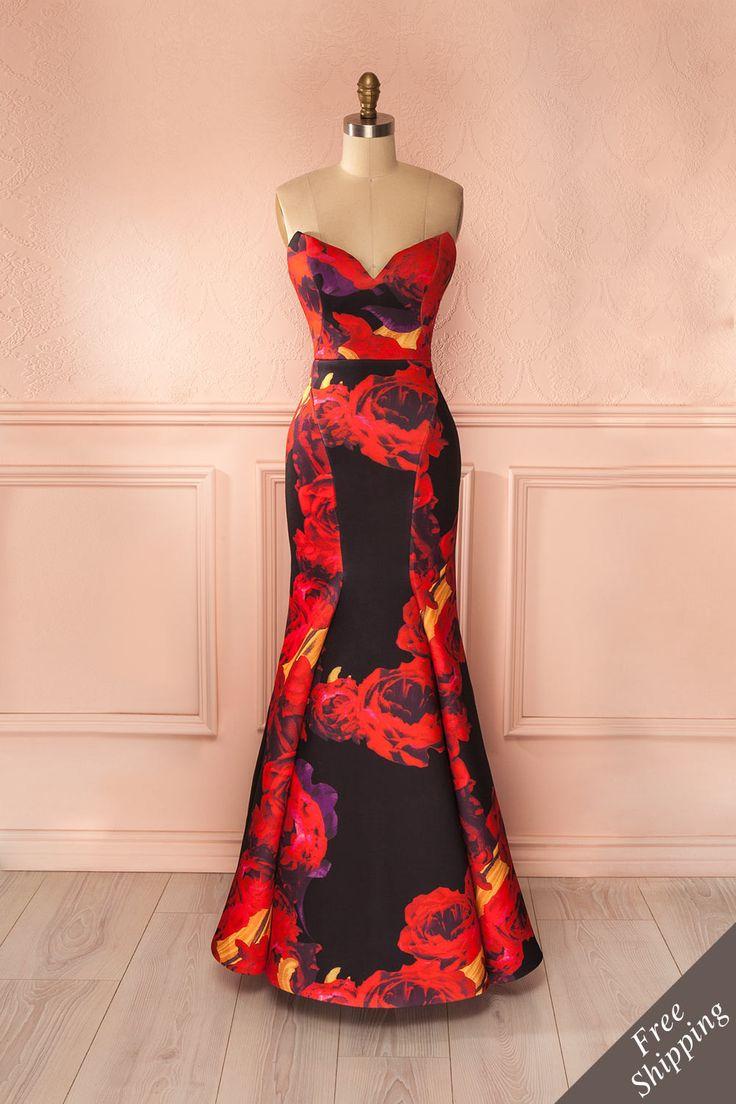 Une rose entre ses dents, la danseuse de flamenco salua son partenaire et…                                                                                                                                                     Plus