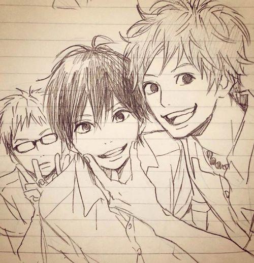 Orange/dibujo lápiz :)