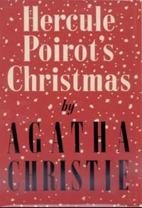 Happy Christmas Agatha   Christie style