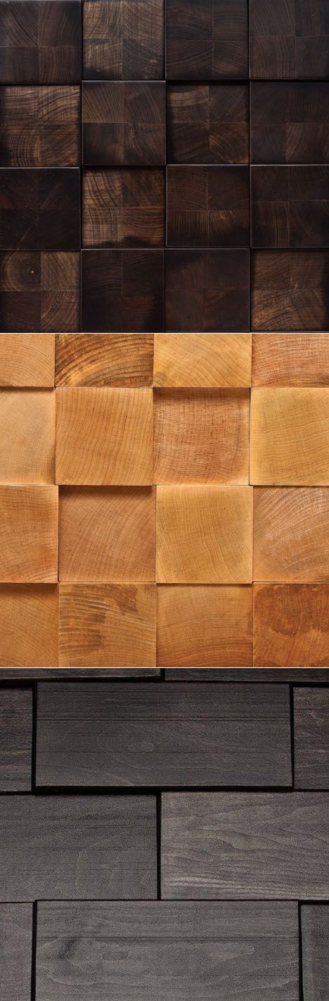 Wooden Wall & Flooring Tiles