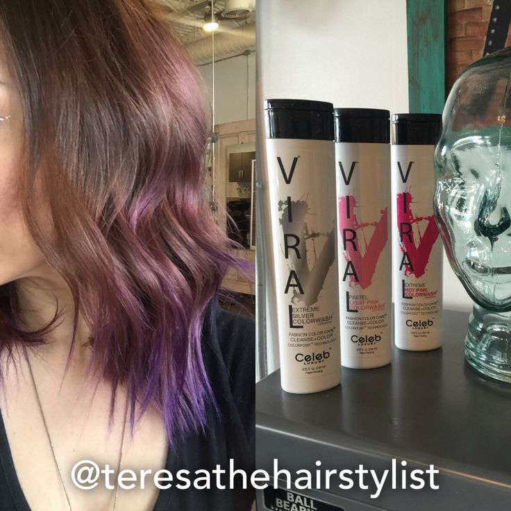 Viral Colorwash By Celeb Luxury Perfect For Bold Colors