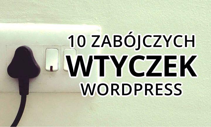 Hop hop!  Zasuwaj na bloga po 10 zabójczych wtyczek do WordPressa  <3 :)    www.olag.pl/wtyczki