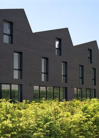 Housing Meer by DMVA architects  via OWI // Office for Word and Image