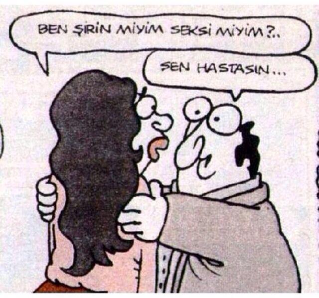 Dram komedi karikatür