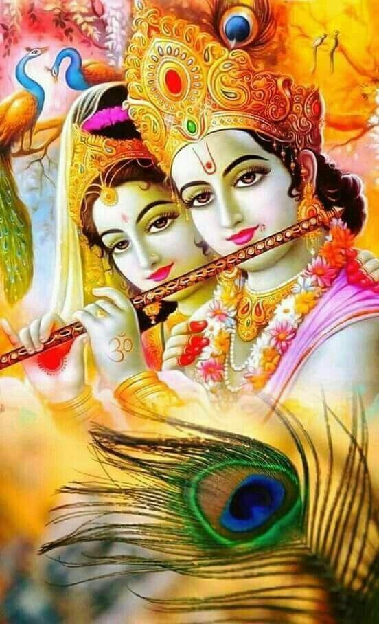 Beautiful Radha Krishna Wallpaper Krishna Wallpaper Radha Krishna Art