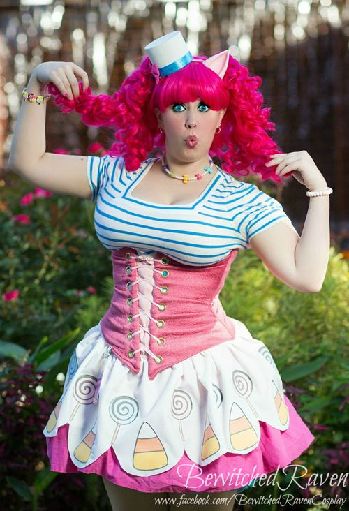Lovely Pinkie Pie cosplay :)