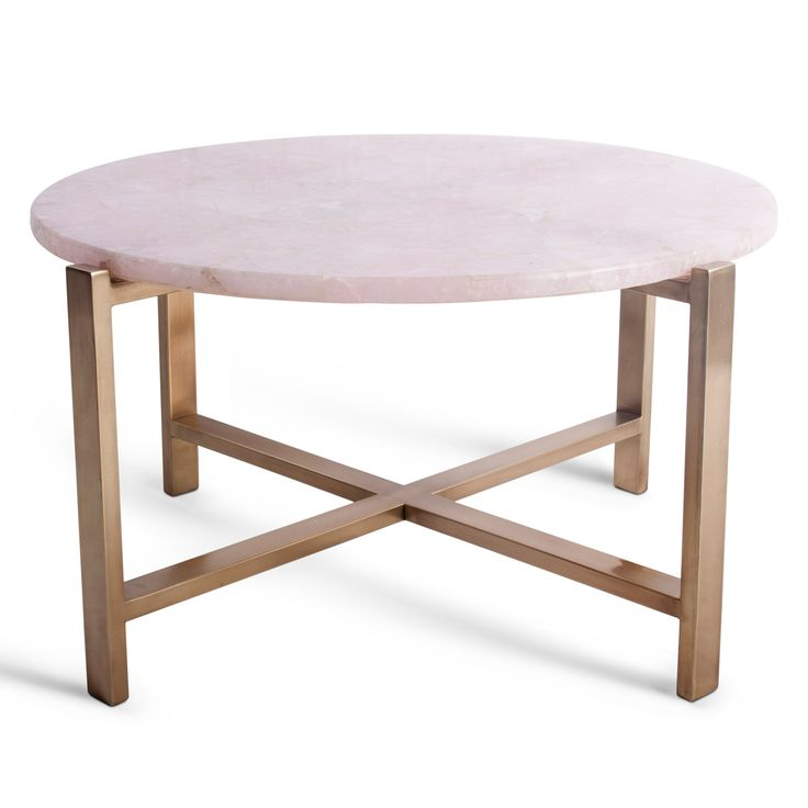 Bliss Studio Quartz Rose Table #laylagrayce