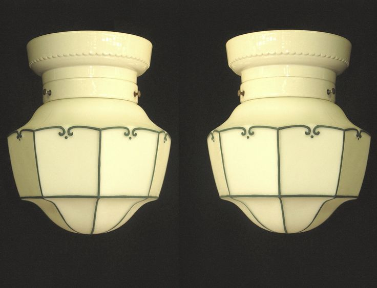 Milk Glass Bath Light: 266 Best Images About Vintage Lighting On Pinterest
