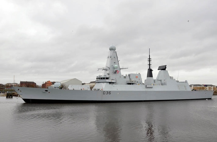 HMS Defender – the fifth of six formidable air defence warships being built for the Royal Navy – arrives in her home port of Portsmouth for the first time on Wednesday (July 25). Later the same day the Type 45 destroyer will be formally handed over to the Royal Navy during a ceremony on the ship's flight deck.
