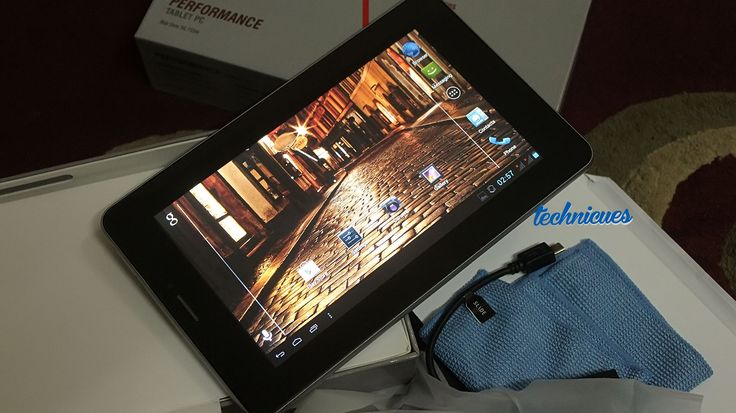 #iBall Introduces new Tablet PC - #Slide #3G-7334i | technicues