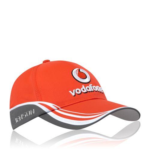 """Vodafone McLaren Mercedes"" Jenson Button Men's Cap"