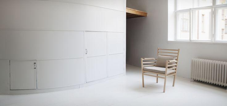 ARTE RML1 lounge chair design Rudi Merz