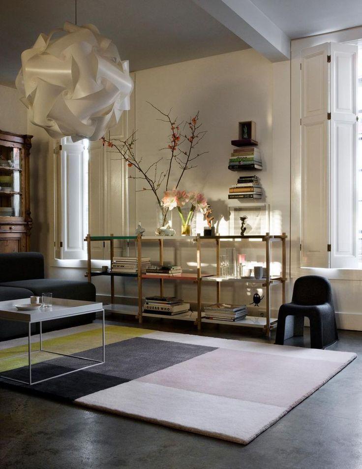 90 besten Wohnzimmer Bilder auf Pinterest Schöner wohnen - teppich wohnzimmer braun