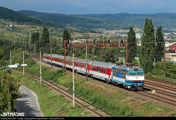 RailPictures.Net Photo: 350.015 ZSSK 350 SKODA at Bratislava, Slovakia by Juraj Streber - www.jstrains.sk