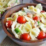 Just added my InLinkz link here: http://mandysrecipeboxblog.com/2015/03/30-pasta-salad-recipes.html