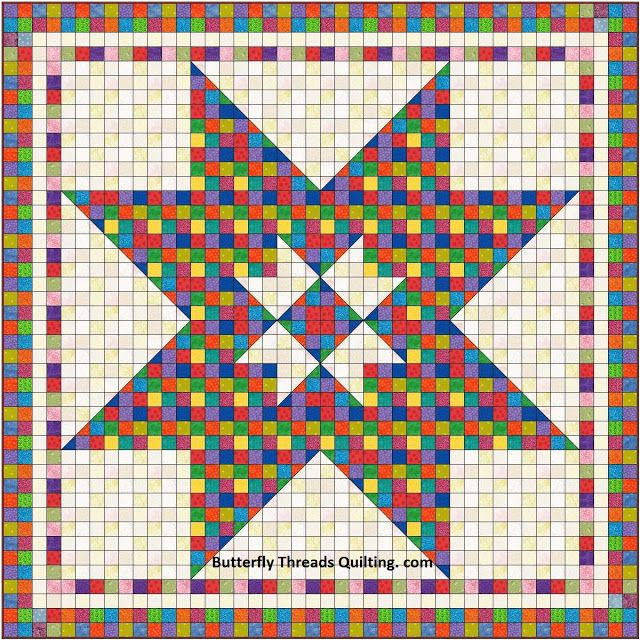 Butterfly Threads Sew Your Stash Along Step 8 In 2020 Quilt Patterns Free Quilts Quilt Patterns