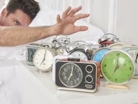 """Hitting the snooze button can cause more harm than good. Find out how """"rise and shine"""" can help you prevent sleep inertia. https://carilionclinicliving.com/article/wellness/when-you-snooze-you-lose"""