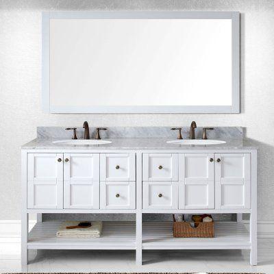 virtu winterfell 72 in double bathroom vanity set vanity cabinet only no top marble top marbles and bathroom vanities