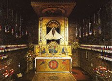 Shrine of Our Lady of Walsingham, England
