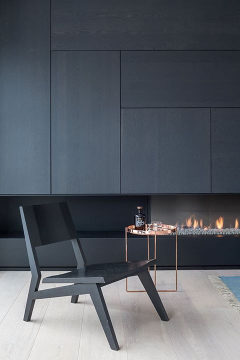Contemporary style is so cozy and modern. http://www.homedesignideas.eu/ #minimalistic #interiordesign