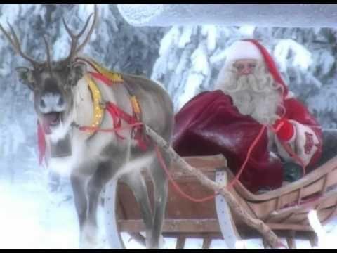 Joulupukin lähtö