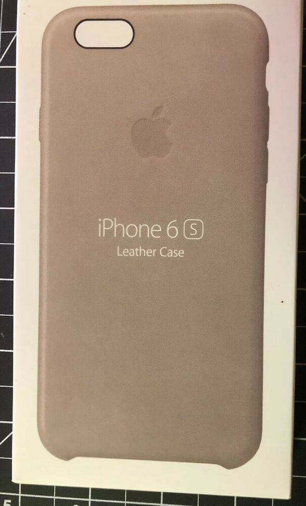 Genuine Apple Leather Case For Iphone 6 Plus Iphone 6s Plus Rose