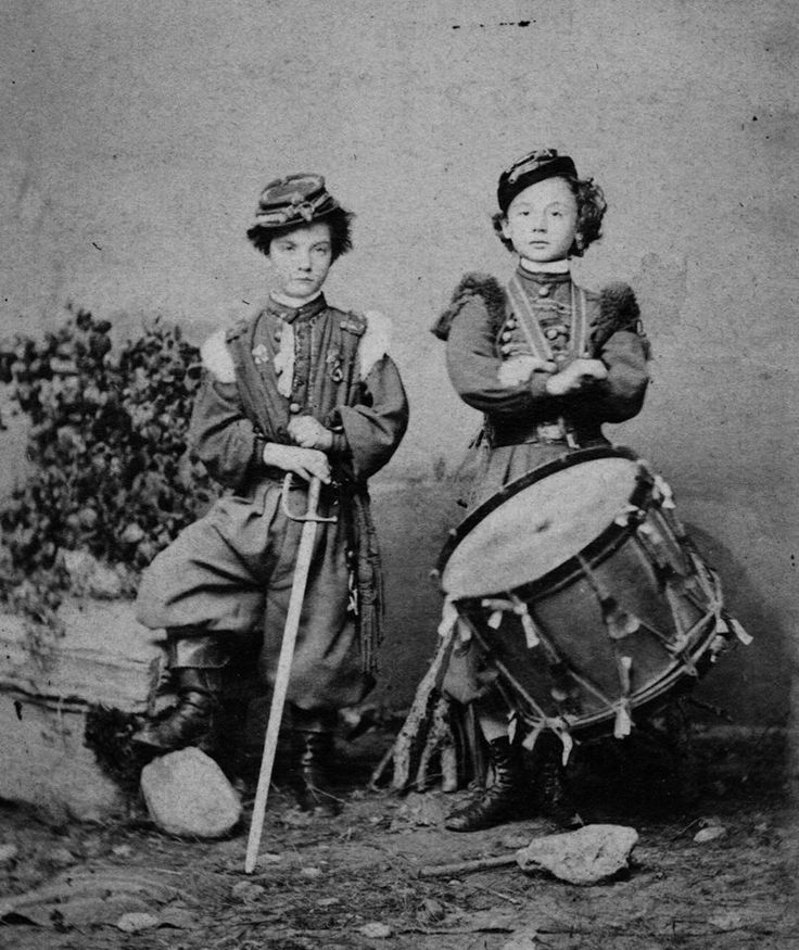 drummer boy civil war