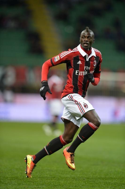 MBaye Niang, A.C. Milan