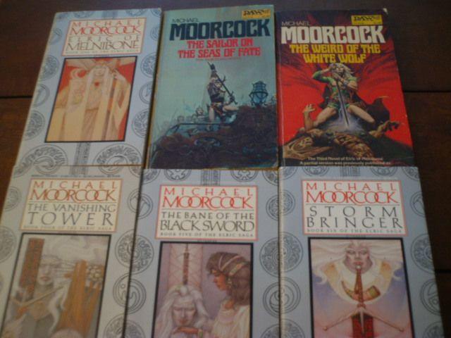 Michael Moorcoock's!