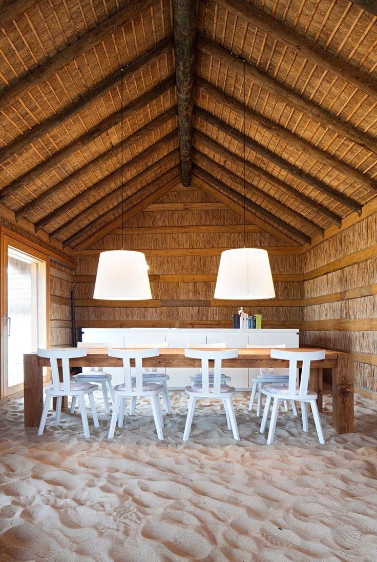 CasasNaAreia - Picture gallery - #design #interiors #interni casa sulla spiaggia…