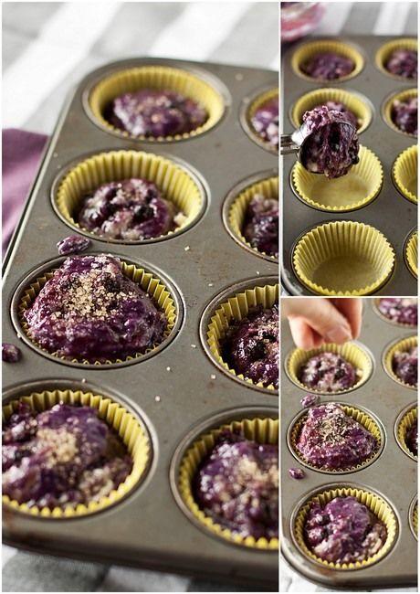 La Pâtissière - Muffin Mixing Method. Метод смешивания сухих и жидких ингредиентов - для Маффинов и не только...