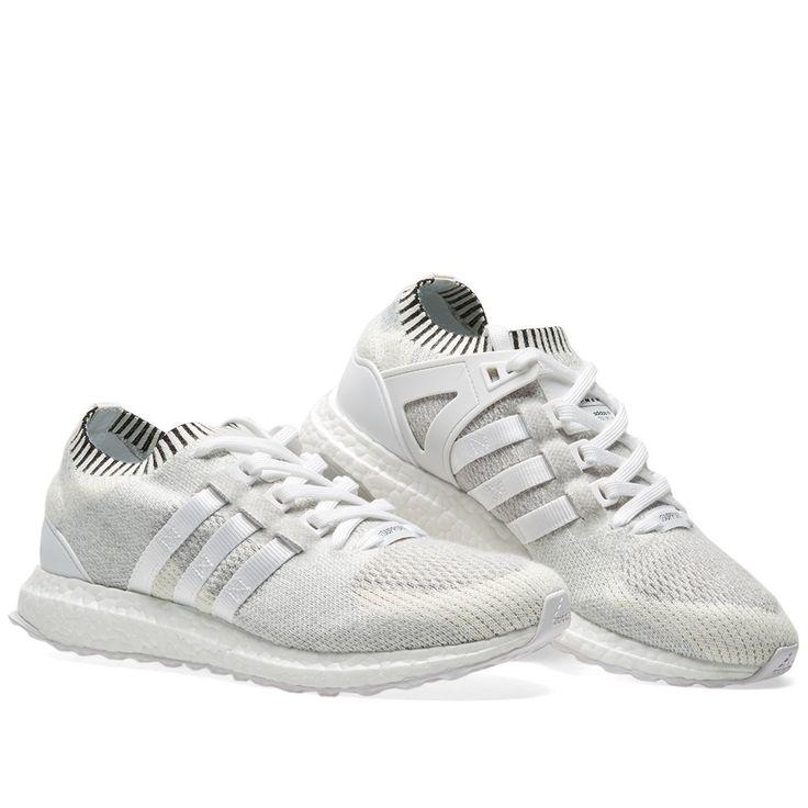Adidas EQT Support Ultra PK (Vintage White & Core Black)