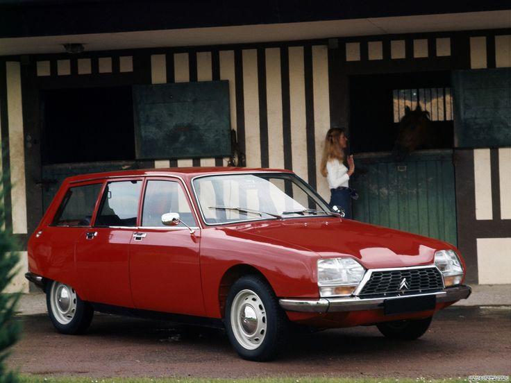 Citroën GS Break 70's