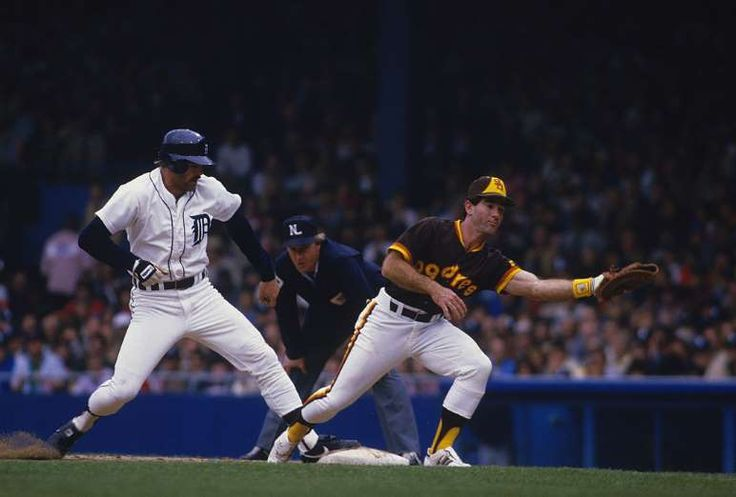 10 most stylish World Series, on and off the field  -  October 20, 2017.   1984: DETROIT TIGERS VS. SAN DIEGO PADRES  -   This is a prime example of opposites attracting. While the Detroit Tigers were still wearing a uniform design that they adopted way back in the early 20th century, the San Diego Padres were in complete contrast.  MORE...