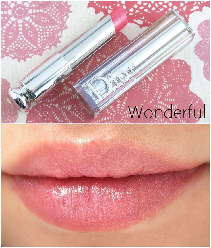 "NEW Dior Addict Lipstick Collection 2015 in ""Smile"
