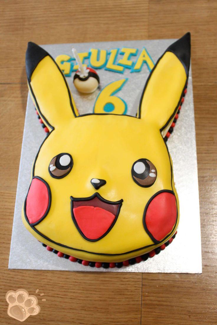 Un p'tit bout fan de Pokemon? Faites lui le plus beau des cadeaux pour son anniversaire avec un gâteau Pikachu en 3D, ses yeux vont s'illuminer!